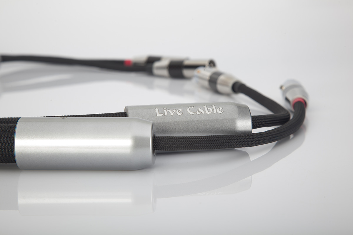 Live Cable - Halo XLR Interlink Detail #4